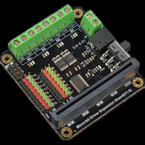 DFRobot micro:bit Driver Expansion Board, GVS Expanded, HR8833