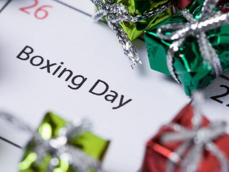 點解12月26號叫做boxing day?