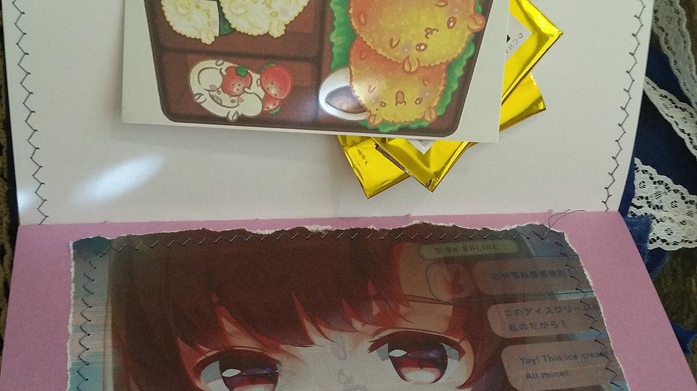 Anime Themed Journal