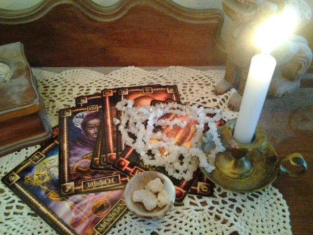 1 Hour Tarot/Intuitive Reading