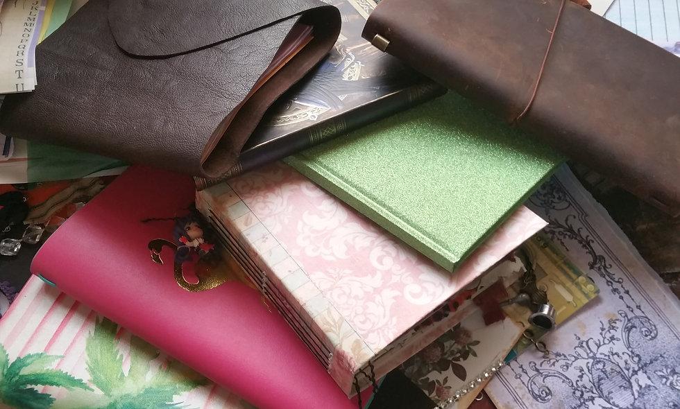 Handcrafted Journals