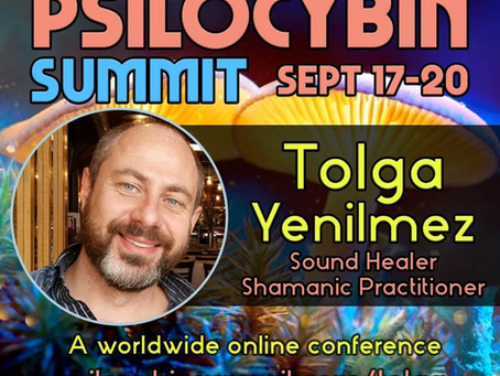 Join me at the Psilocybin Summit