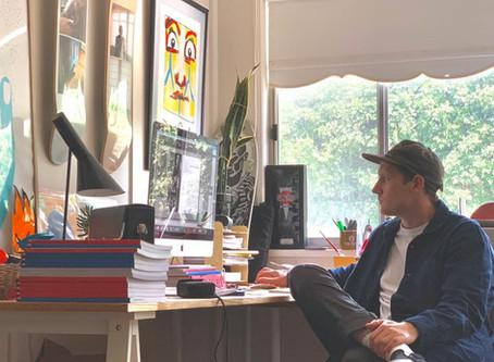 An Interview with Grass Fires Founder Chris Bradley