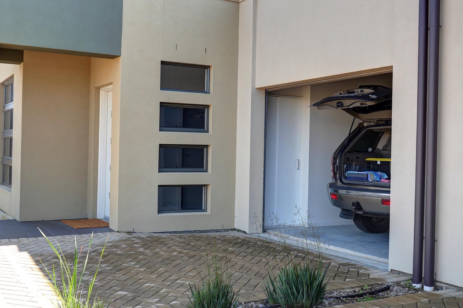 garage under main roof