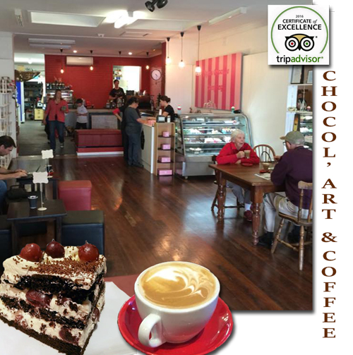 Chocol'Art & Coffee