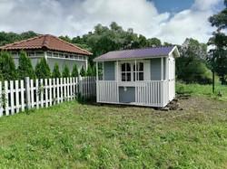 Садовый домик мини