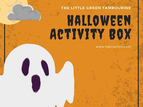Halloween Activity Box