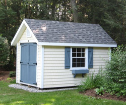 Хозблок Садовый домик Mini
