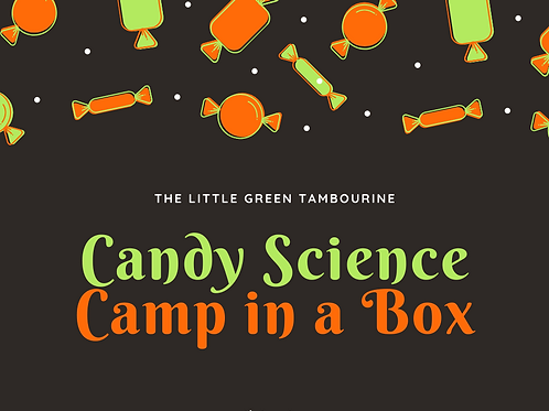 Candy Science Camp in a Box