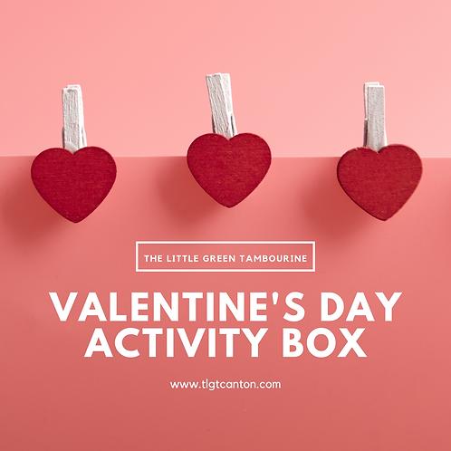 Valentine's Day Activity Box