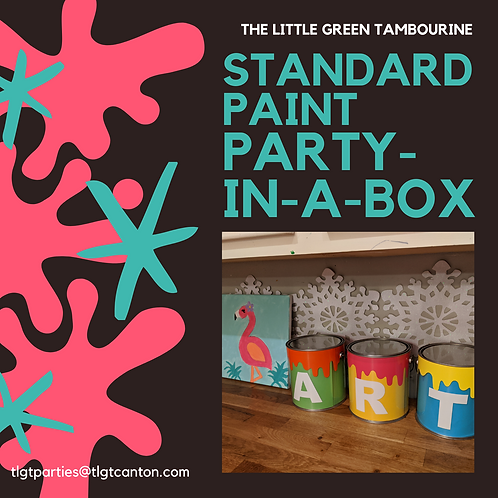 TLGT Standard Paint Party-in-a-Box