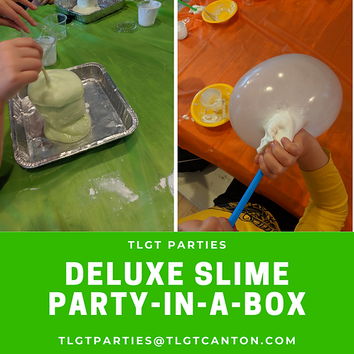Deluxe Slime Party-in-a-Box