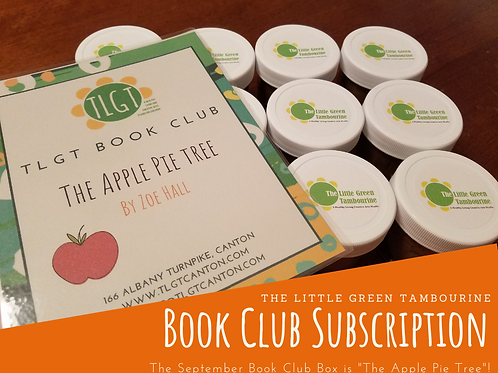 "TLGT Book Club - ""The Apple Pie Tree"""