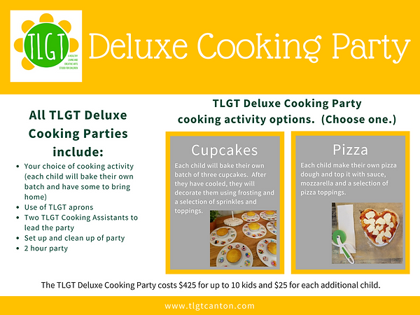 TLGT Deluxe Cooking Party Choices.png