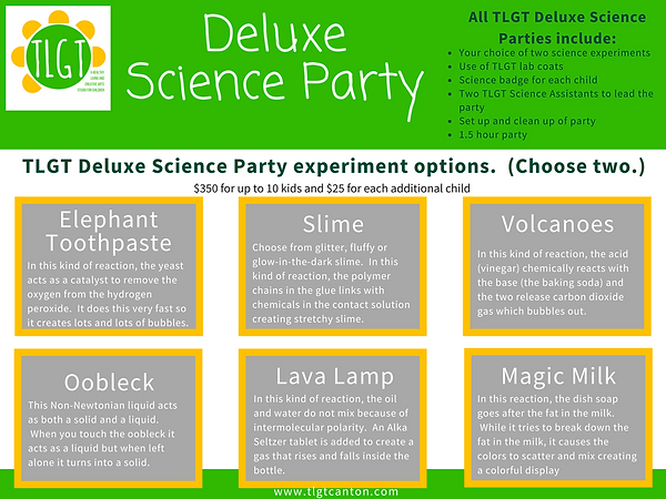 Deluxe Science Party Choices.png