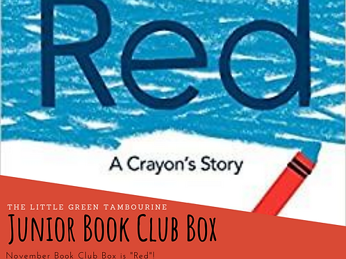 Junior Book Club Box - November