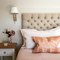 Blush Bedroom in Lahinch
