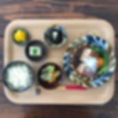 沖縄料理 ラフテー定食