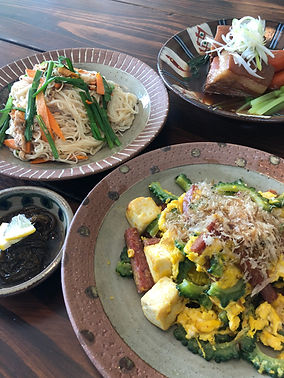 沖縄料理 OKINAWAN FOOD
