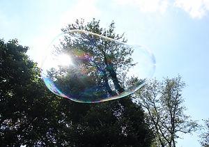 Big bubble, Gan Gurim Hebrew pre school, Rockville MD