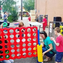 Game Truck - School Event in Philadelphi