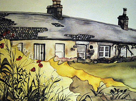 Niel Gow's Cottage