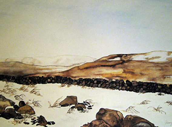 Snows Over Butterstone