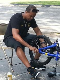 Bike Give Aways