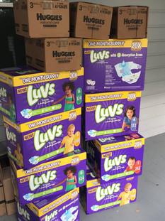 Amazon Store Donations