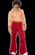 Cliff Fantropolis seventies dancer