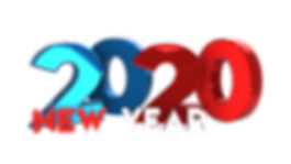 Colorful-3D-Happy-new-year-2020-png-tran