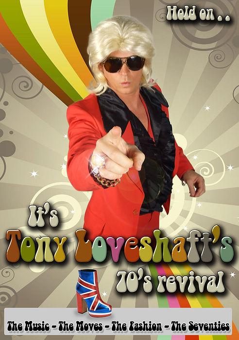 Tony's 70's poster