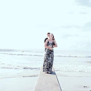 T + M // Folly Beach, South Carolina