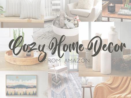 Cozy Home Decor From Amazon