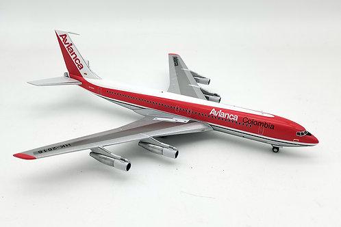 JP60AEROMODELOS B-707 AVIANCA