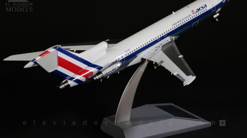 EL AVIADOR MODELS BOEING 727-200 LACSA
