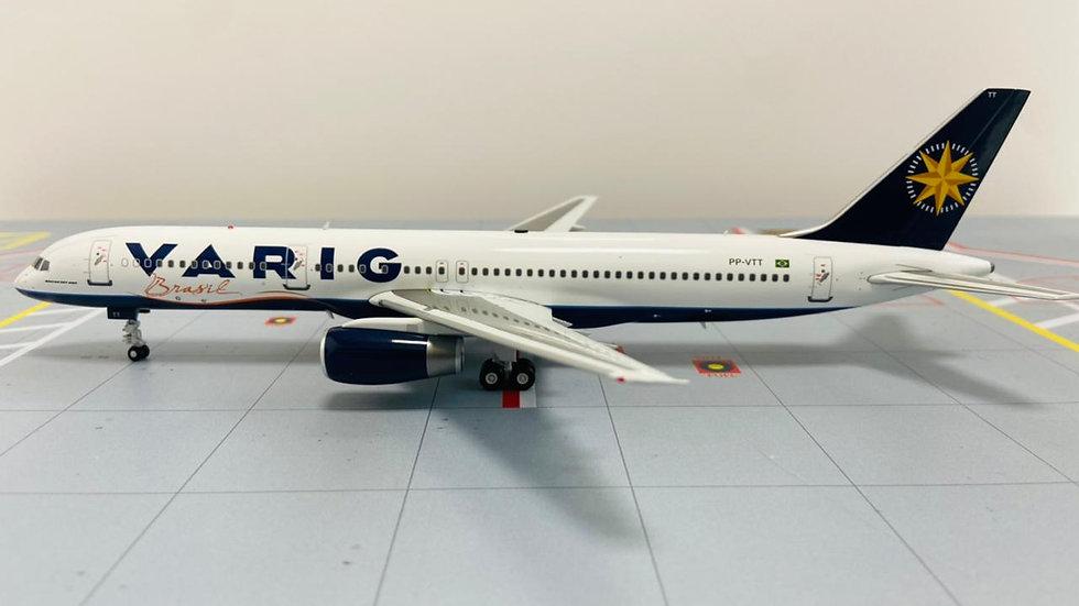 Infligth-200 Boeing 757-200 Varig