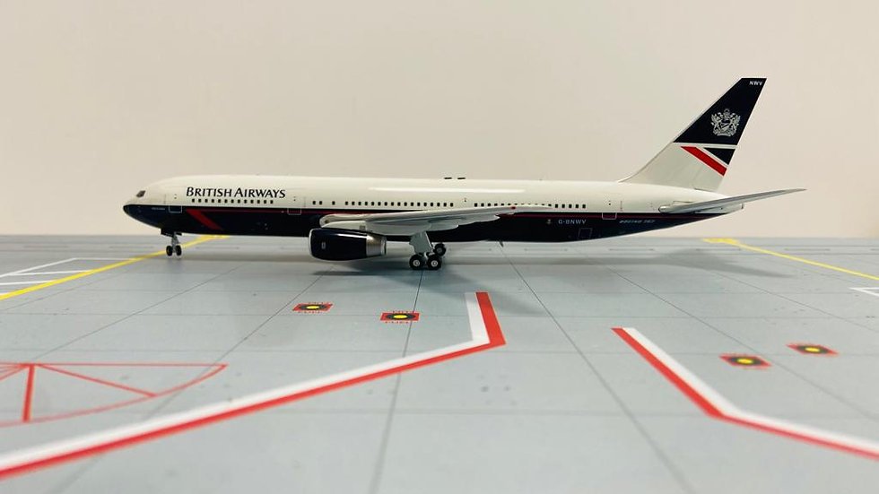 INFLIGTH-200 767-300 British Airways