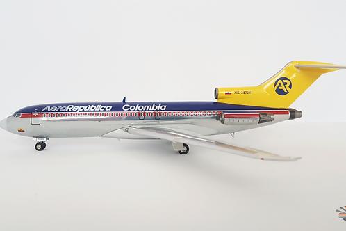 JP60AEROMODELOS B- 727 AEROREPUBLICA
