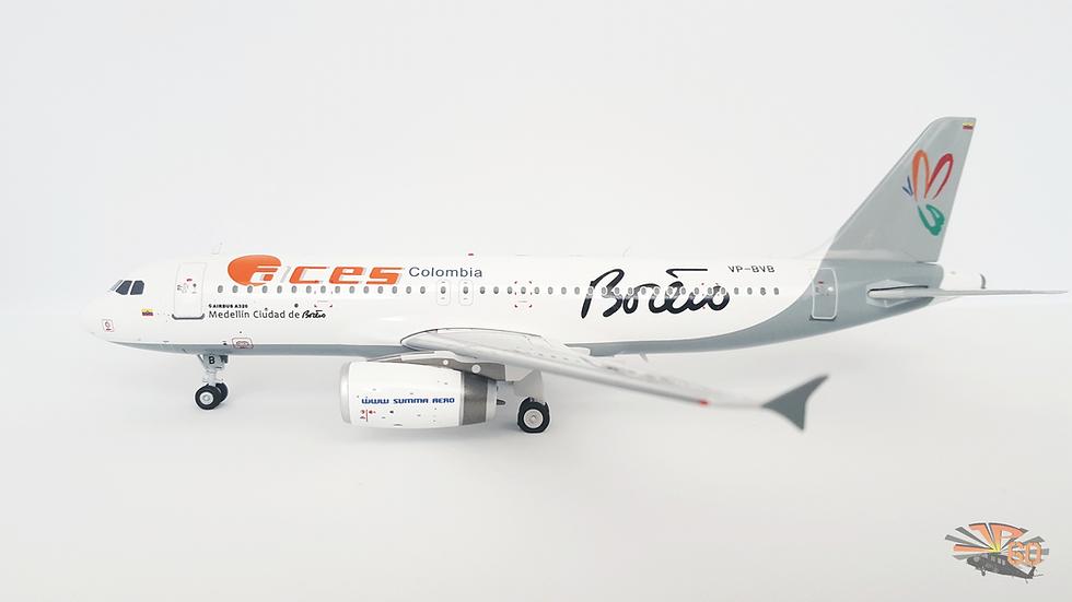 JP60 Airbus A -320 Aces Alianza summa