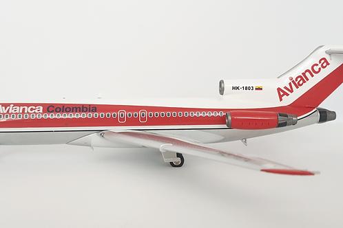 JP60AEROMODELOS B- 727 AVIANCA HK - 1803