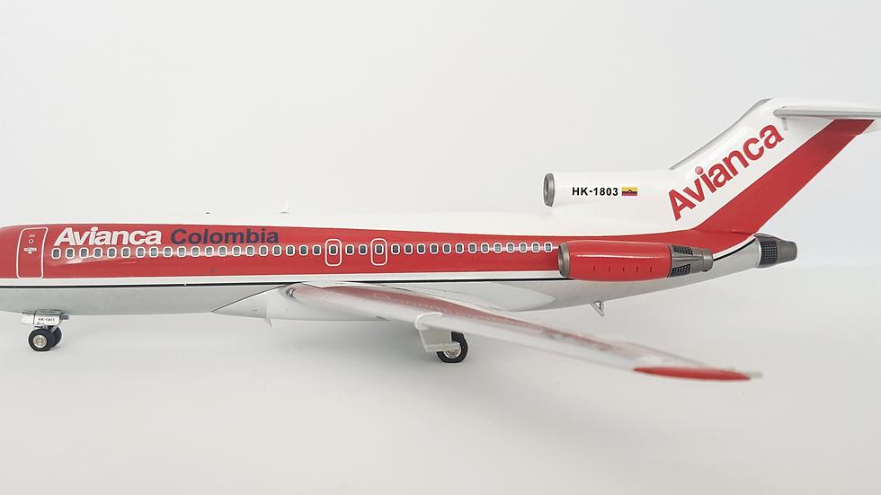 JP60 Boeing 727-100 Avianca