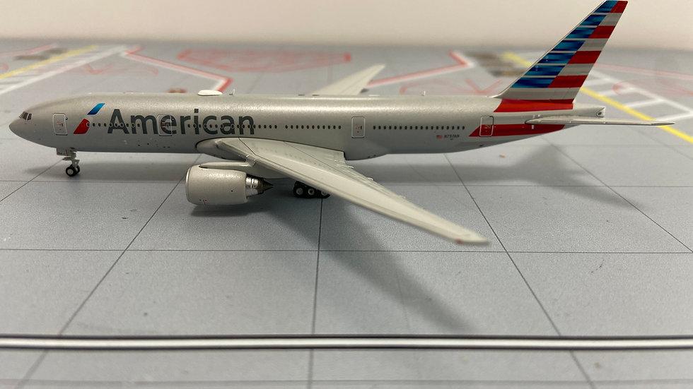 Gemini jets 400 Boeing 777-200ER American Airlines