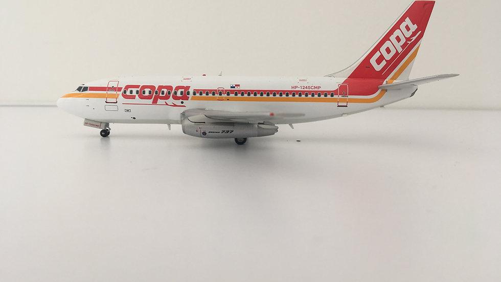 EL AVIADOR MODELS BOEING 737 - 200 COPA