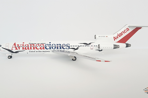 JP60AEROMODELOS B- 727 AVIANCA - AVIANCACIONES
