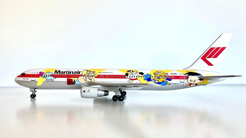 Dragon wings Boeing 767-300F Martinair