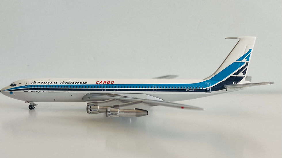 Aeroclassics Boeing 707-320 Aerolineas Argentinas