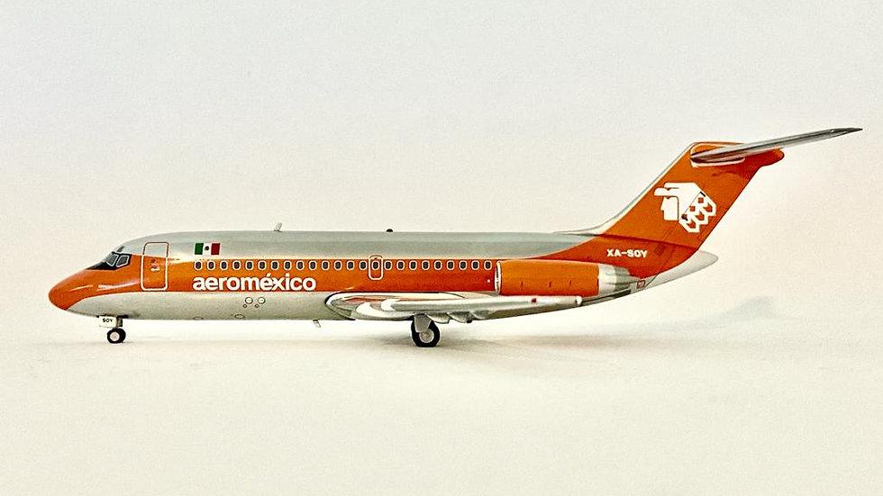 Gemini Jets DC-9-15 Aeromexico