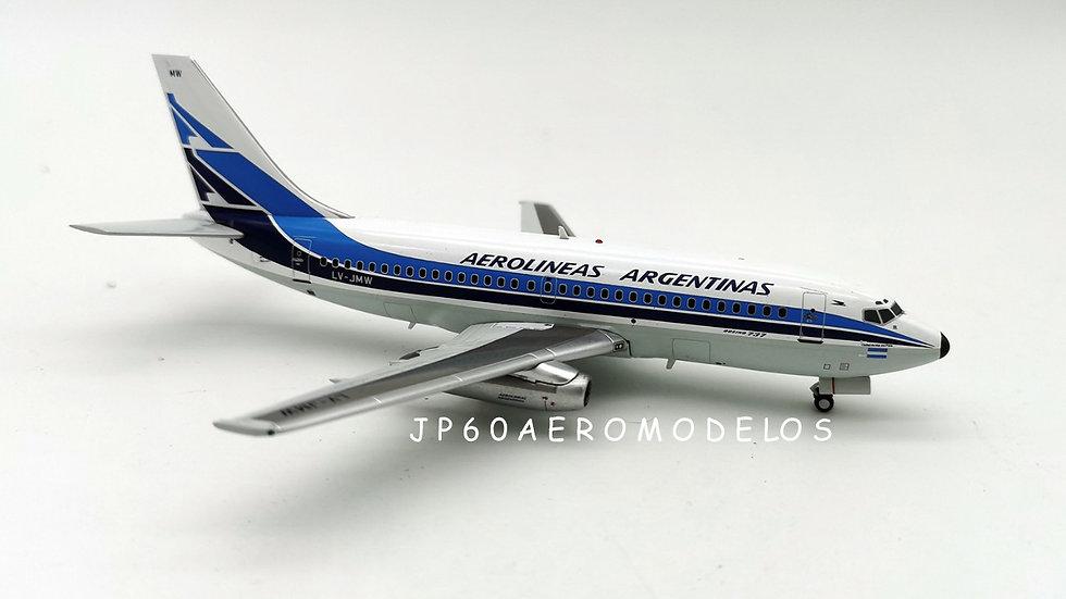 El Aviador Models  Boeing 737 - 200Aerolineas Argentinas