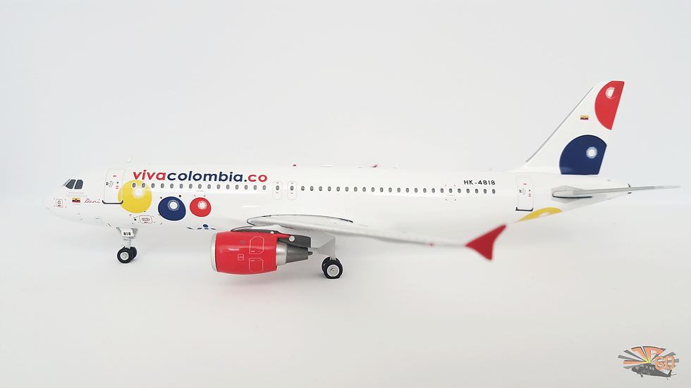 JP60 Airbus A - 320 Viva Colombia